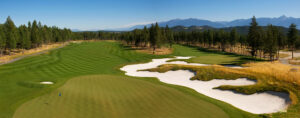 Wildston Course Hole 1 & 14 British Columbia