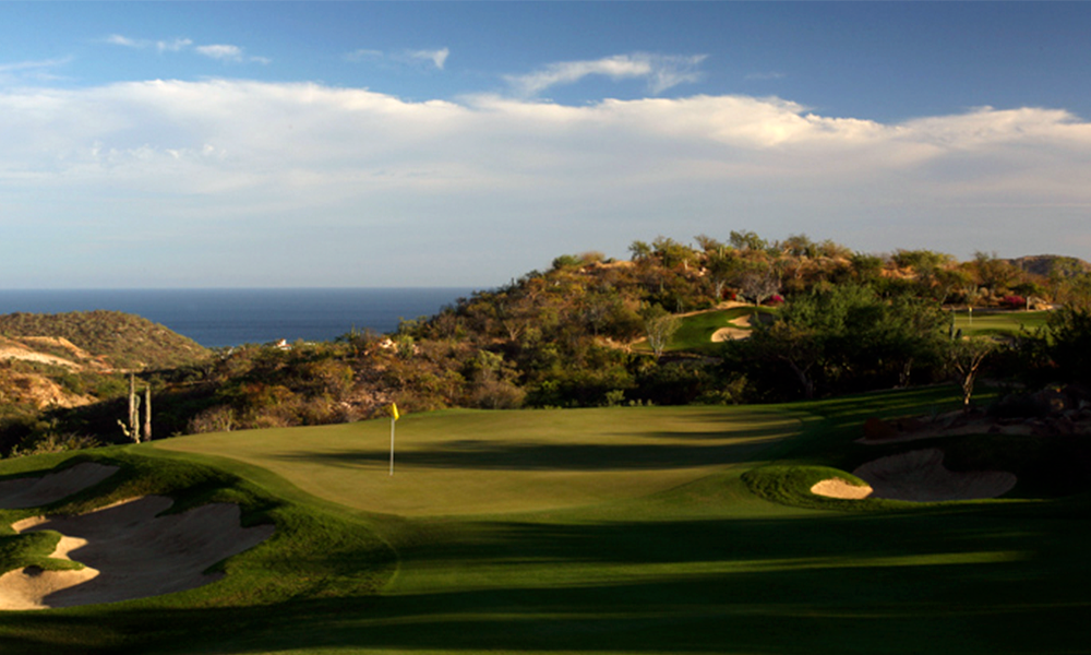 One of Querencia's Many Beautiful Holes