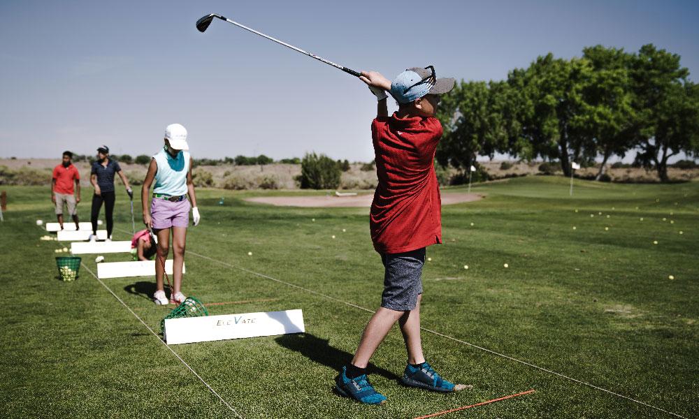 Golf Driving Range