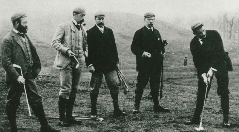 History of Golf USGA Archives