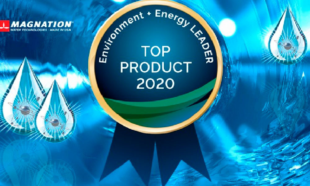 Magnation Water Technologies Environment + Energy Leader Awards
