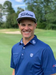Mark Blackburn Director of Instruction at Greystone Golf & Country Club