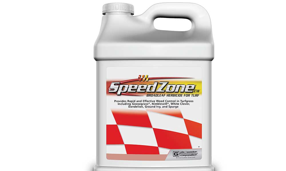 SpeedZone® EW Broadleaf Herbicide for Turf