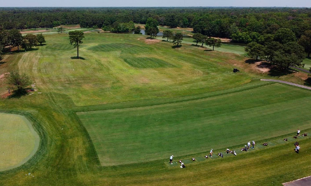 Stone Harbor Golf Club's Newly Renovated Driving Range