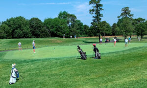 Stone Harbor Golf Club's Newly Renovated Putting Green