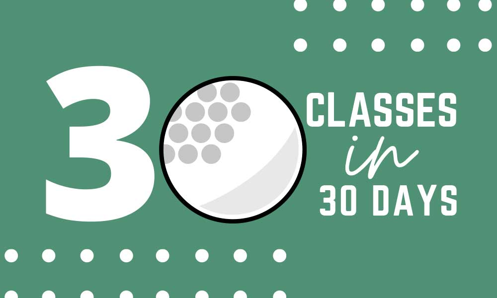 Carolinas GCSA offers 30 Classes in 30 Days No Matter Where You Are