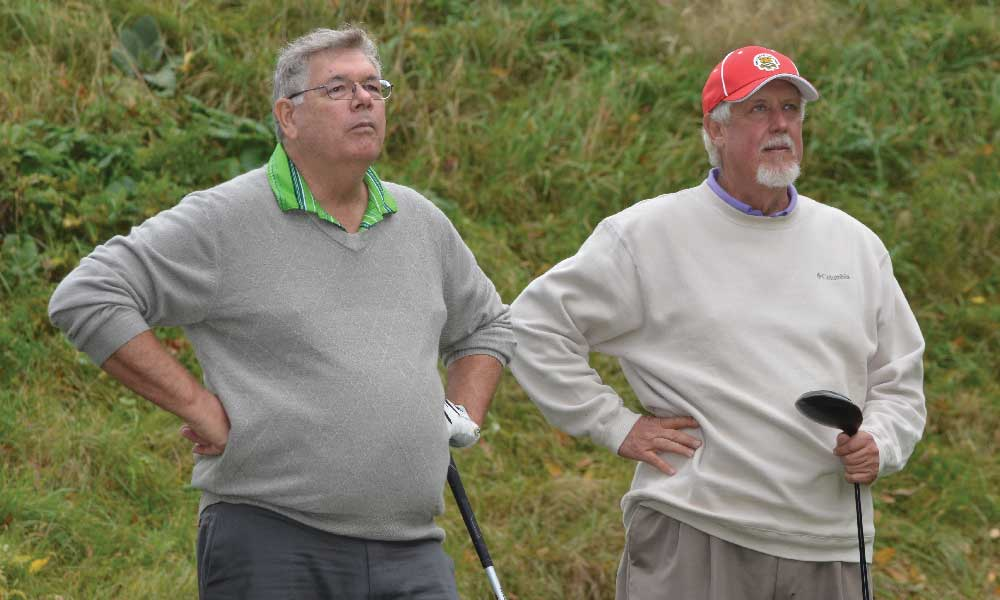 Ron Whitten & Clark