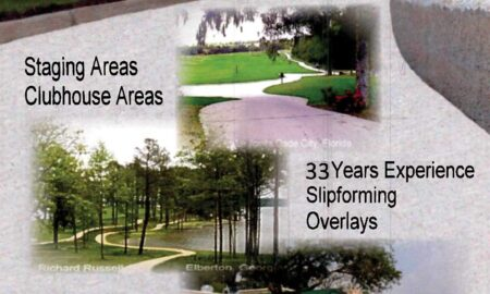 The Cart Path Company Collage