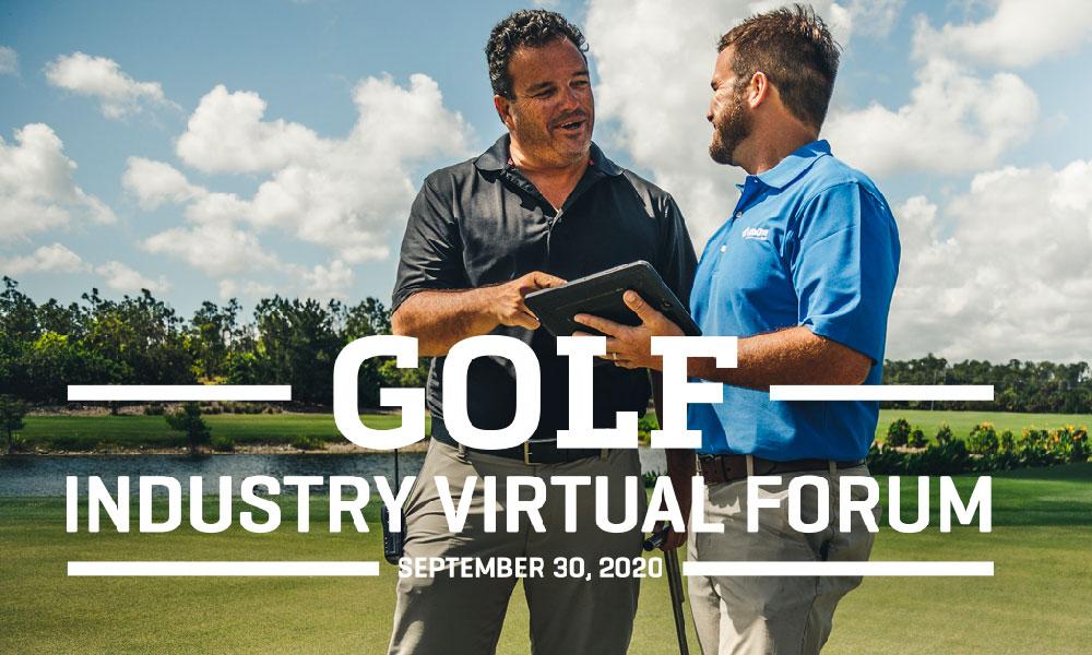 Siteone Golf Industry Virtual Forum