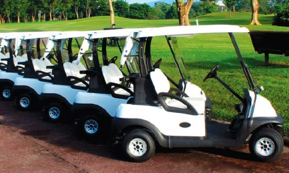 golf courses wastewater