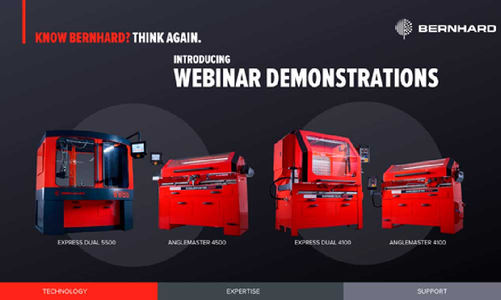 Benhard Online demonstrations