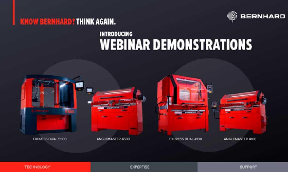 Benhard Online demonstrations