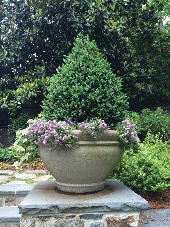Brookfield Style Planter by Brookfield Company
