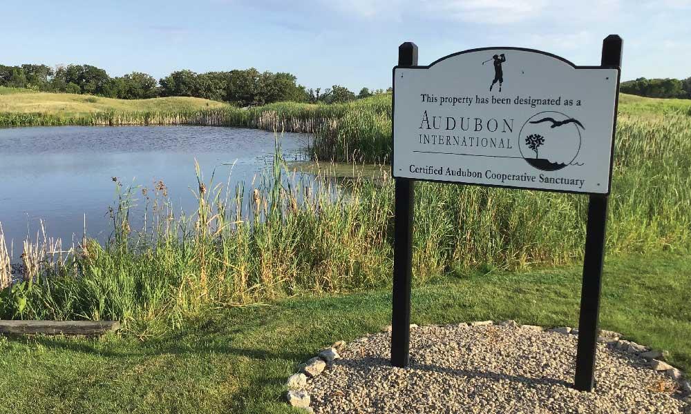 Certified Audubon International Sanctuary