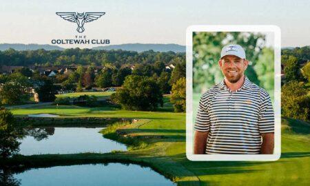 Christopher Owen golf superintendent of The Ooltewah Club