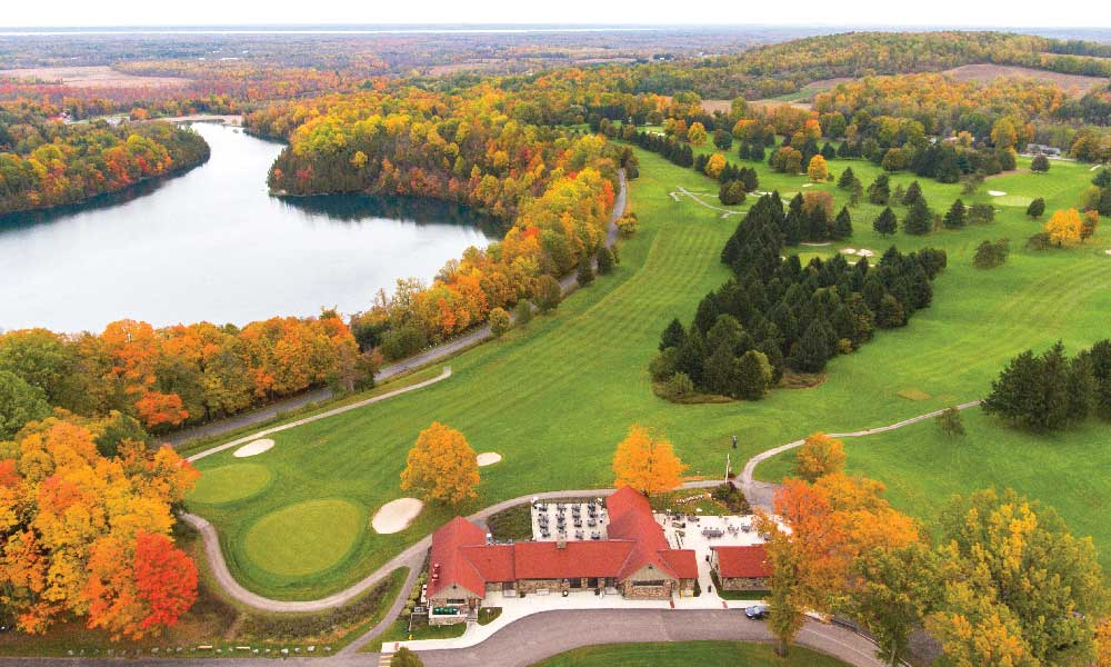 Green Lakes State Park Golf Course