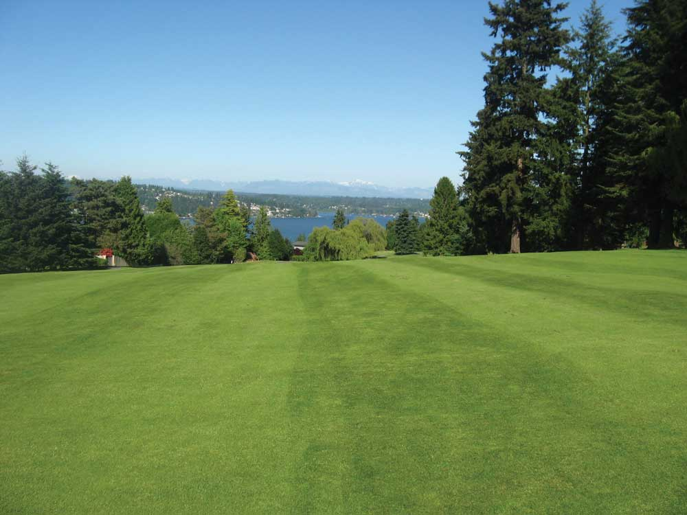 Sand Point's 8th Hole