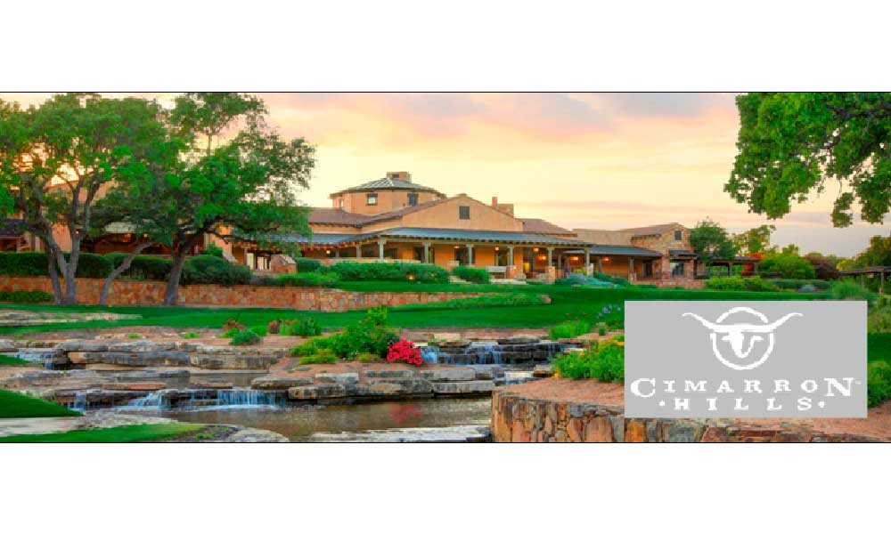 Cimarron Hills Golf & Country Club in Georgetown, Texas
