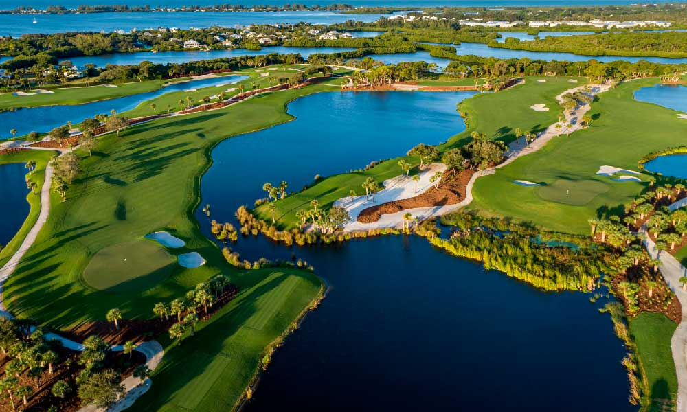Coral Creek Club in Placida, Florida