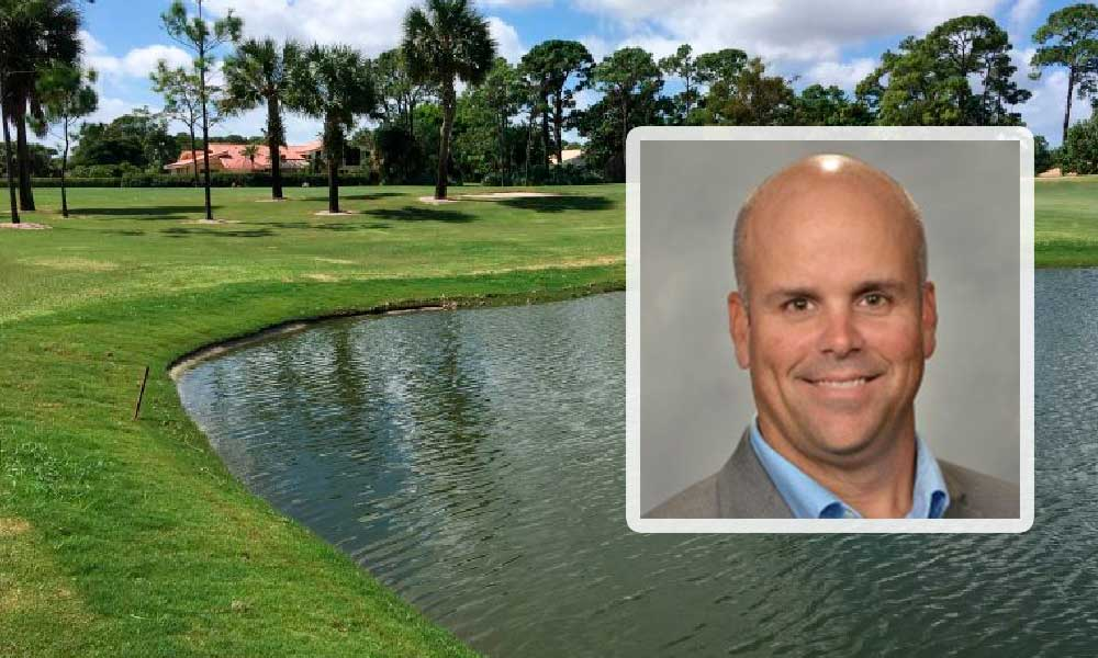 Nate Watkin, a veteran golf course superintendent, has been named Golf Industry Specialist for SOX Erosion Solutions™