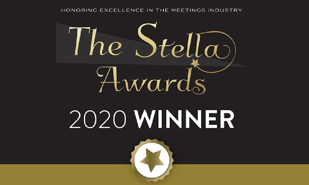 Stella 2020 Winner Badge