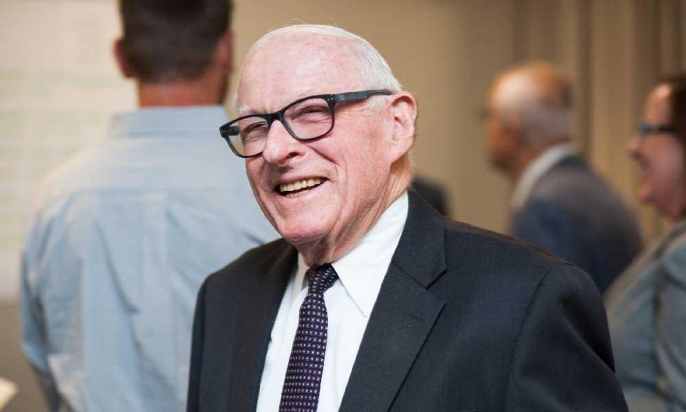 Tony Lafetra, CEO of Rain Bird Corporation