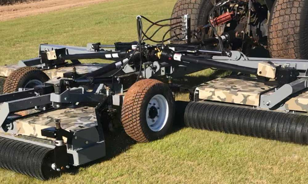 Turf Pride Reel Mower