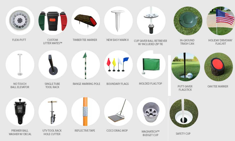 Standard Golf New 2021 Products