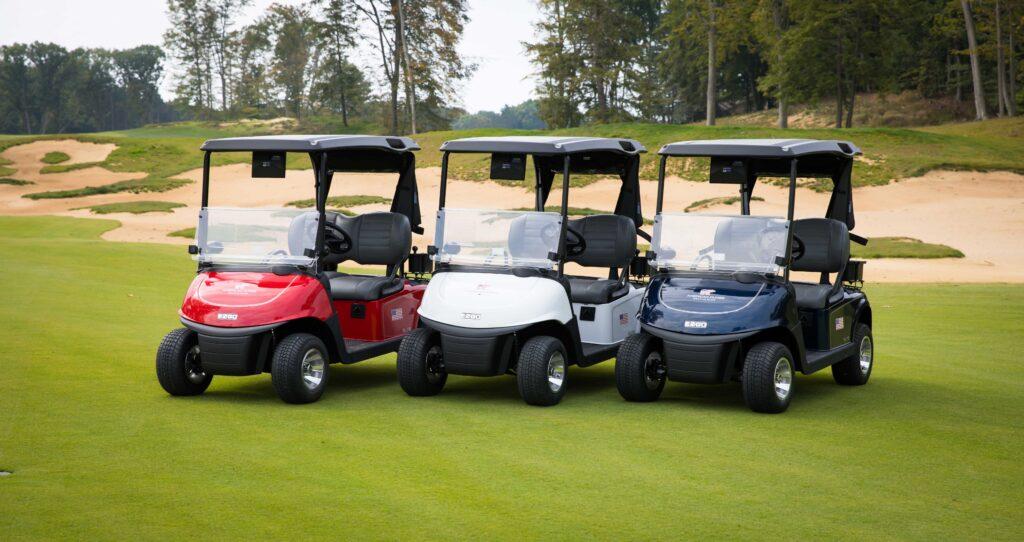 American Dunes Golf Carts