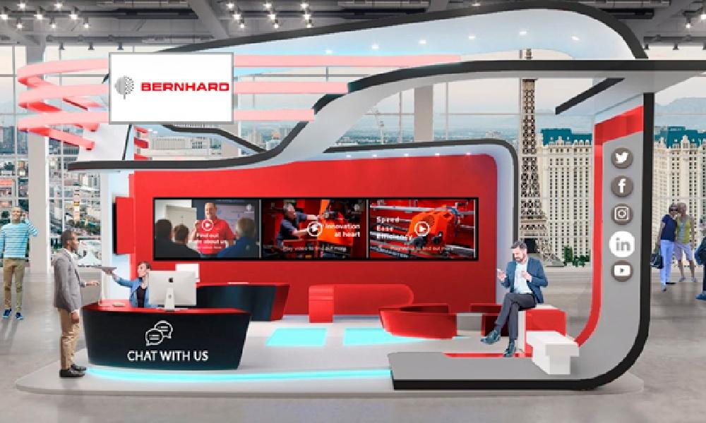 Bernhard and Company Virtual GIS Booth