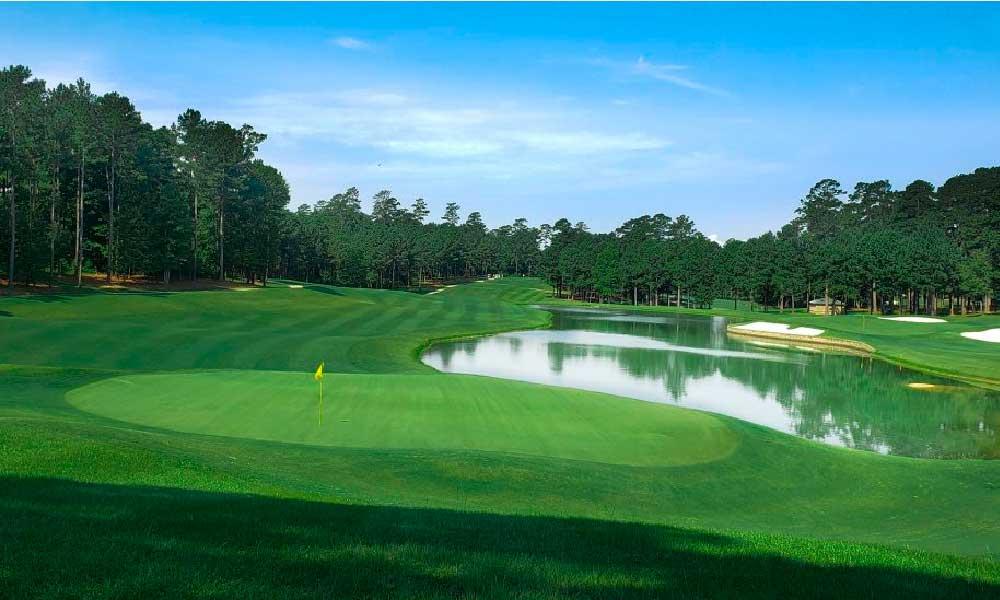 Mystic Creek Golf Club in El Dorado, Arkansas