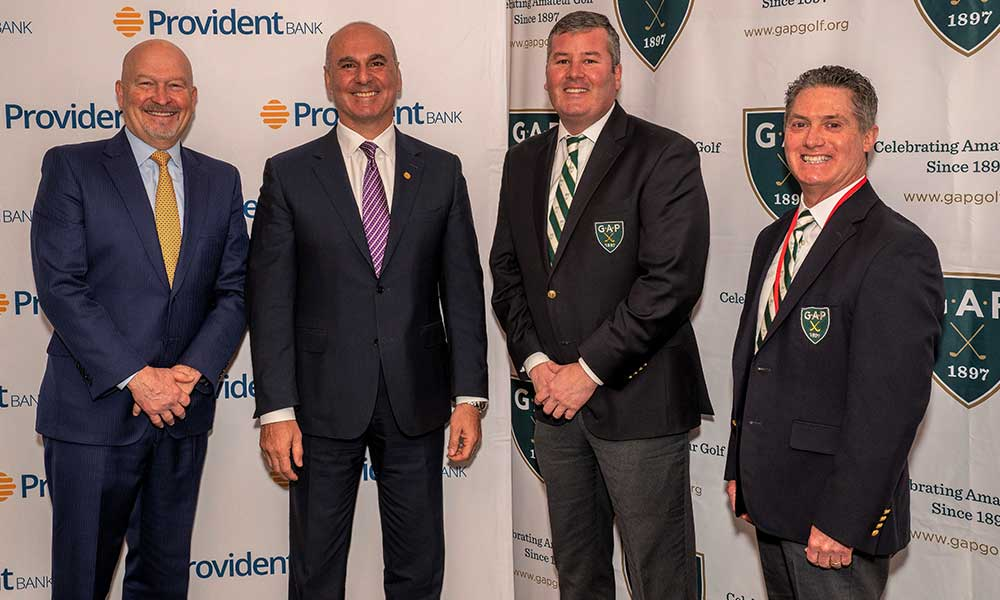 Partnership of Golf Association of Philadelphia and Provident Bank