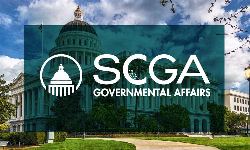 SCGA Governmental Affairs