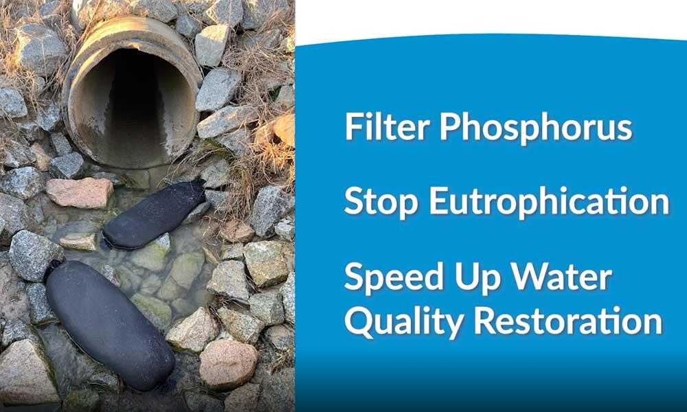 SePRO EutroSORB Phosphorus Filtration Technology