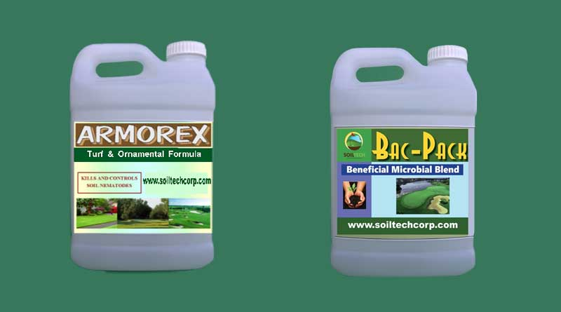 Armorex and Bac-Pack