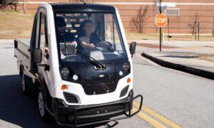Club Car Commercial Electric Truck