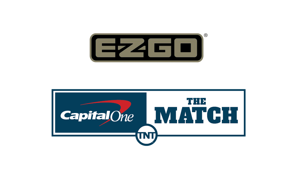 """E-Z-GO will again be the ride of choice for """"Capital One's The Match"""
