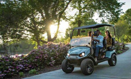 E-Z-GO Liberty Golf Cart
