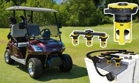 Flow-Rite Batteries STAR EV Corporation golf carts