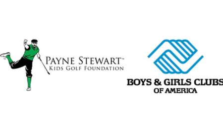 Payne Stewart Kids Golf Partners with the Boys & Girls Clubs of America
