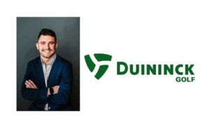 Sam Duininck Director of Business Development Duininck Golf