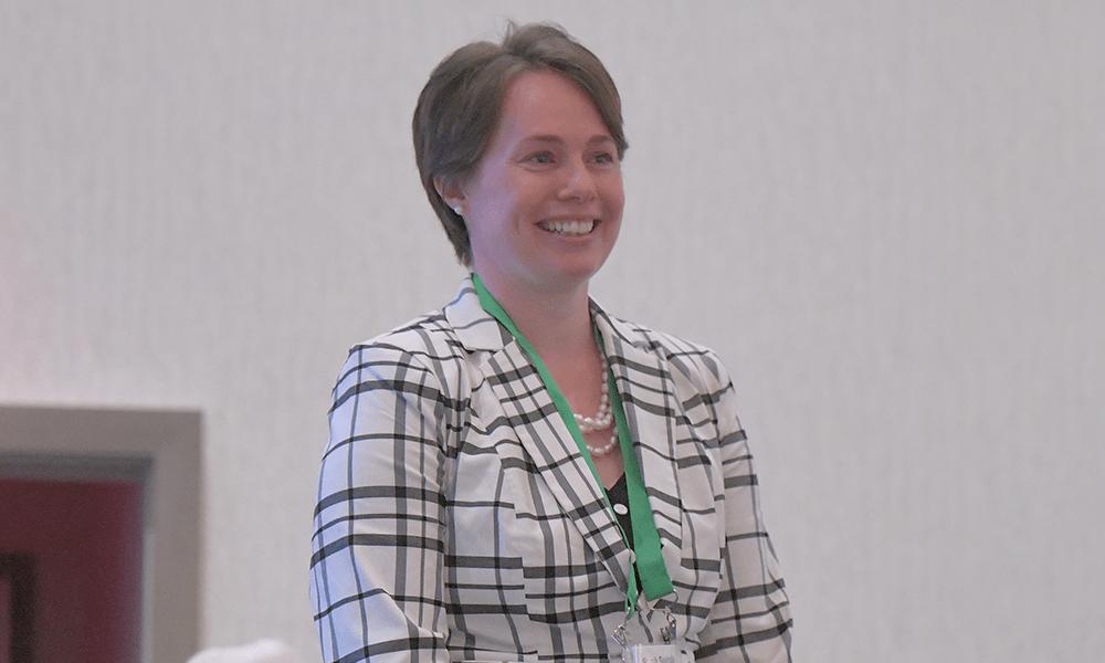 Sarah Spatola FNGLA President