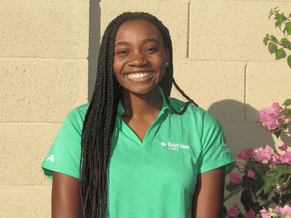 Abi Morris from First Tee — Phoenix