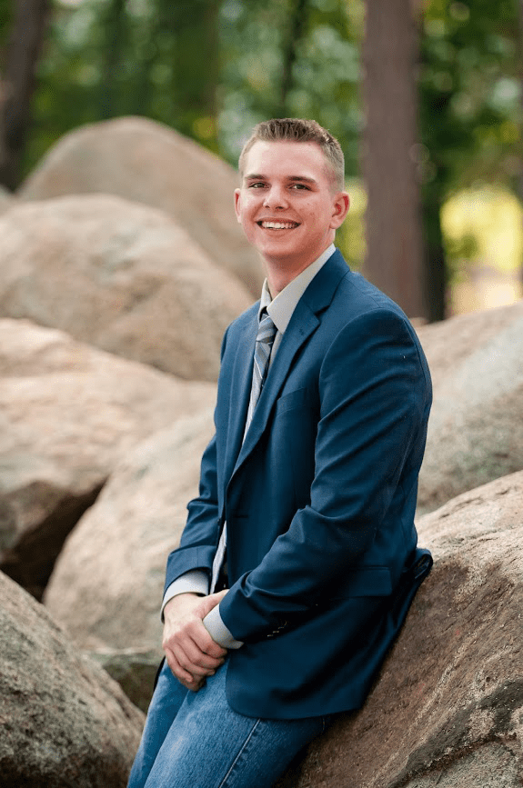 Chase Gallagher from First Tee — Fresno