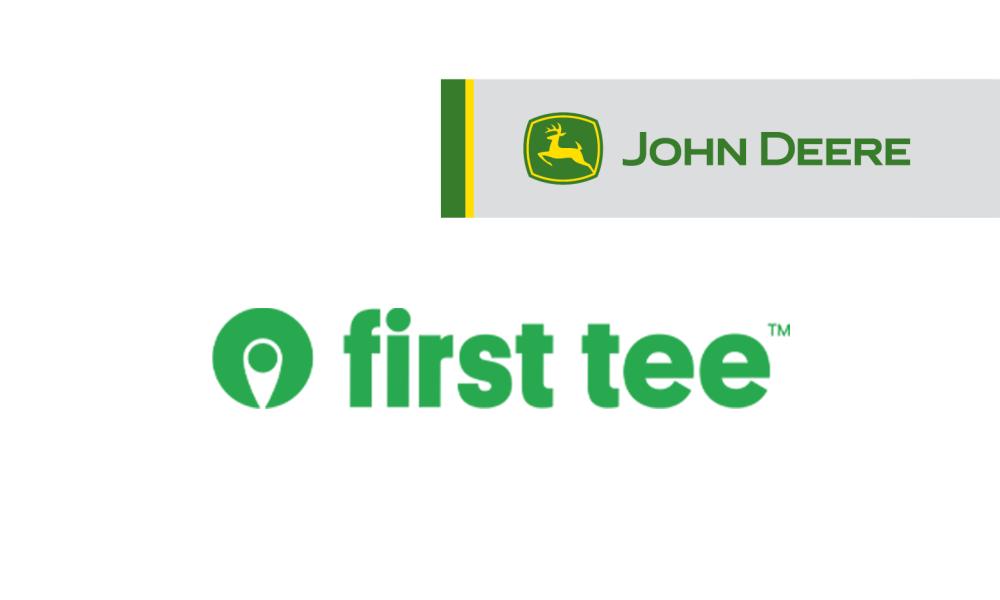 John Deere First Tee