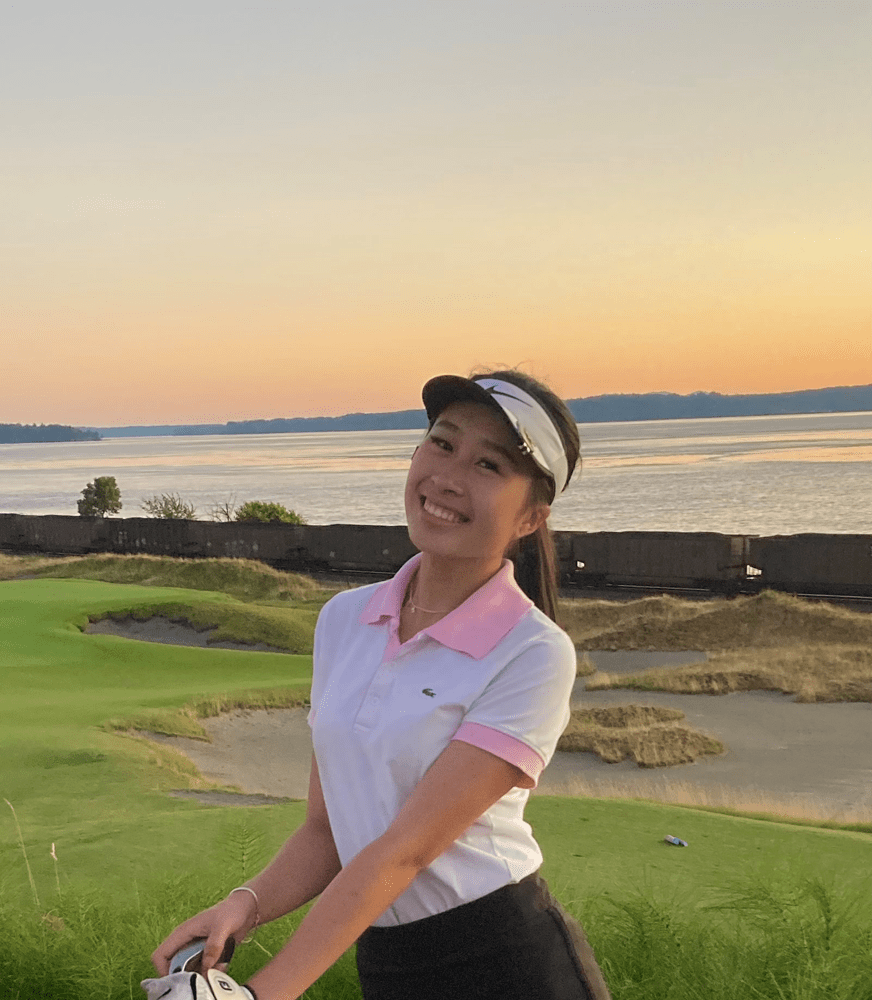 Kayla Tounalom from First Tee — Greater Seattle