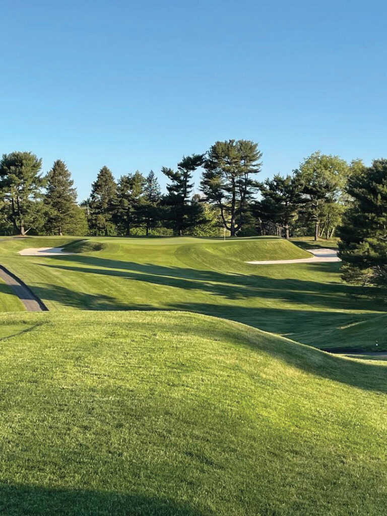 Perhaps the Toughest Eden Hole in America, the Third at Forsgate's Banks Course may be the Hardest Par-3 on the Course
