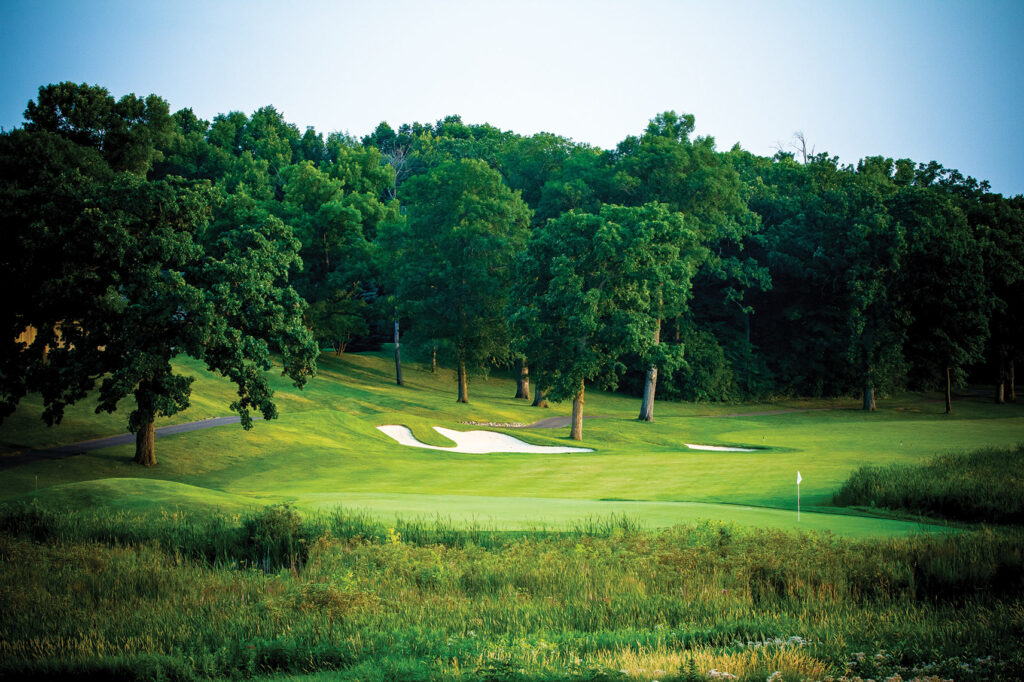 Rush Creek August 2021 Golf Course Trades Cover