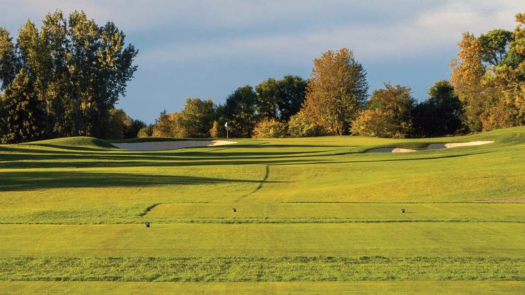 Rush Creek Golf Club hole 15