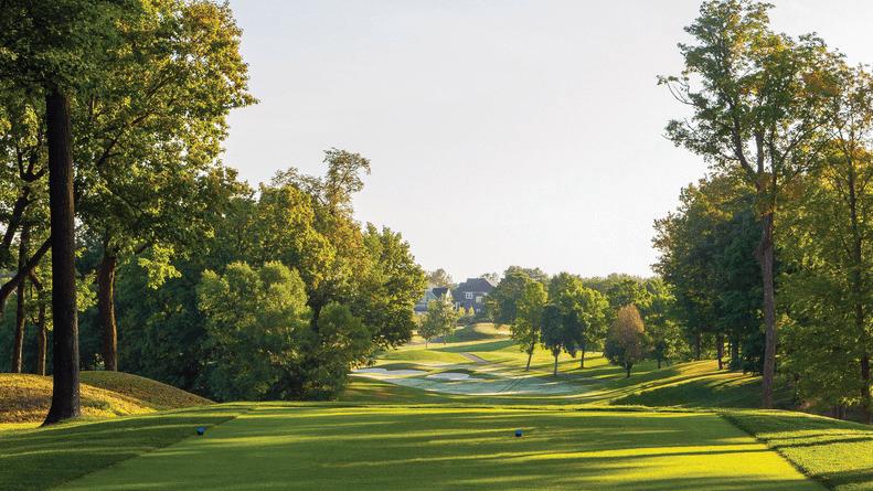 Rush Creek Golf Club hole 5